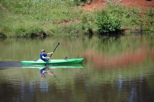 Will Kayaking